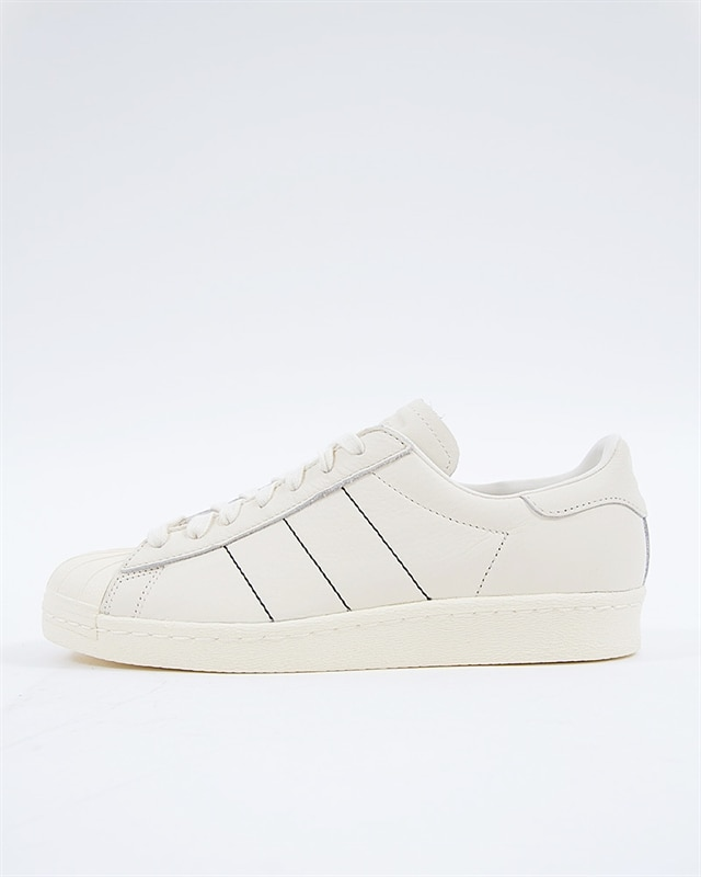 adidas Originals Superstar 80s B38000 Vit Footish: If you´re into sneakers