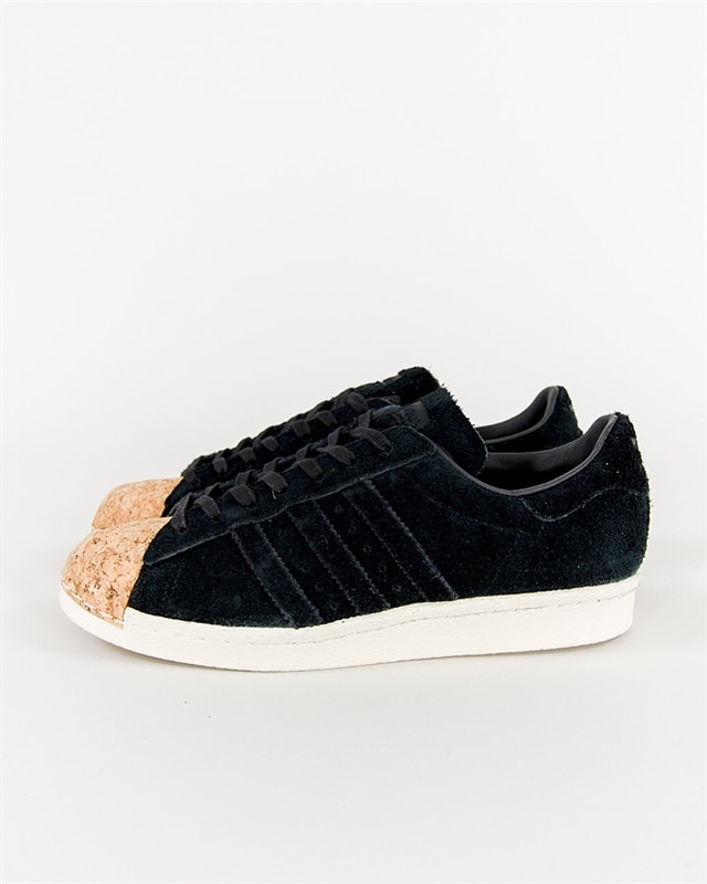 adidas Originals Superstar 80s Cork   BY2963   Black   Sneakers   Skor   Footish