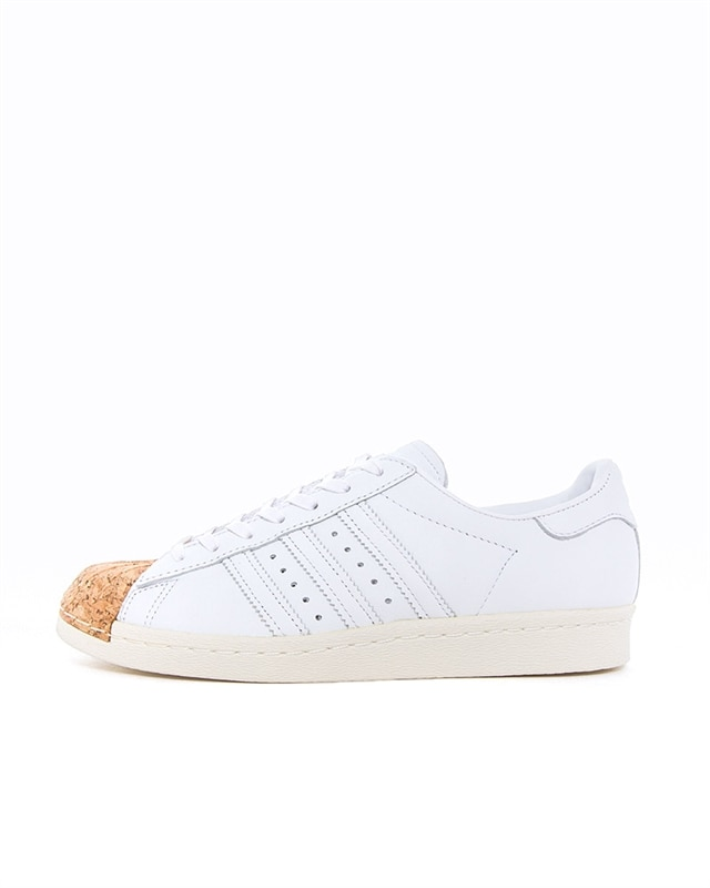 adidas Originals Superstar 80s Primeknit   White   Sneakers