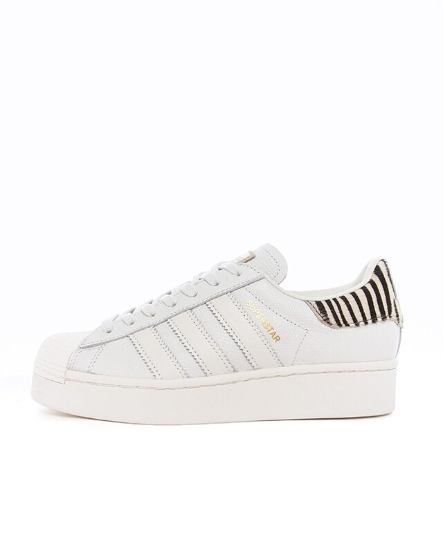 adidas Originals Superstar Bold W   FV3458   White   Sneakers   Shoes   Footish