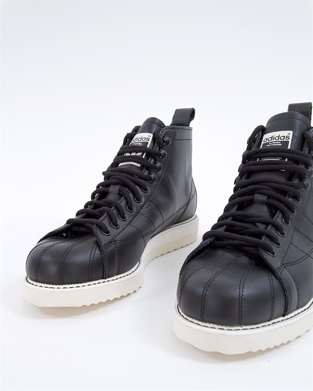 adidas Originals Superstar Boot | Black | Boots | G95699