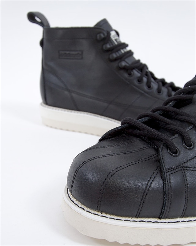 Adidas Black WAq1213 Superstar Sneakers Skor Originals Boot 7gYmb6Ifyv
