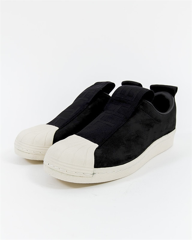 designer fashion 0a9c5 cea8e adidas Originals Superstar BW3S Slip - CQ2517 - Black - Footish: If you're  into sneakers