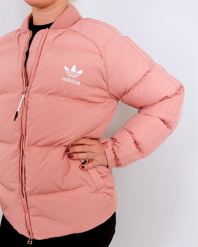 88e6d2224 Buy adidas down jacket pink,up to 36% Discounts