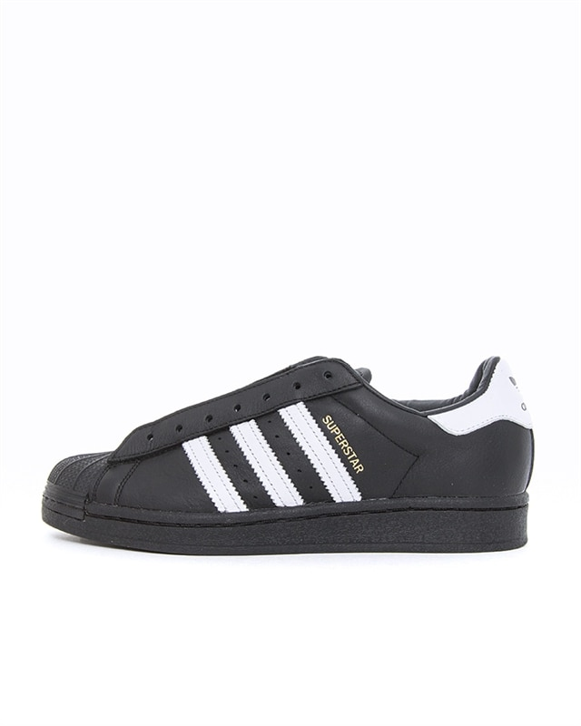 adidas Originals Superstar Laceless | FV3018 | Svart | Sneakers | Skor | Footish