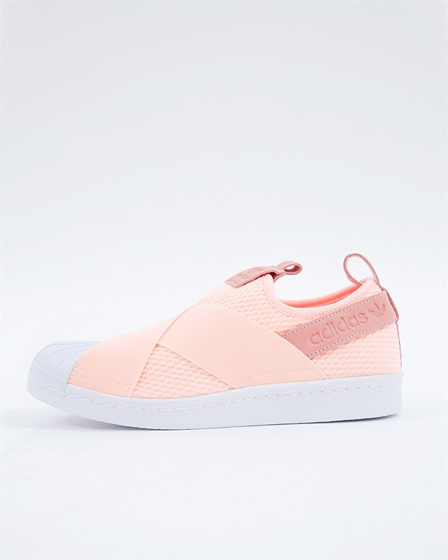 new arrival 19215 f2191 adidas Originals Superstar Slip On W - AQ0919 - Orange - Footish: If you're  into sneakers