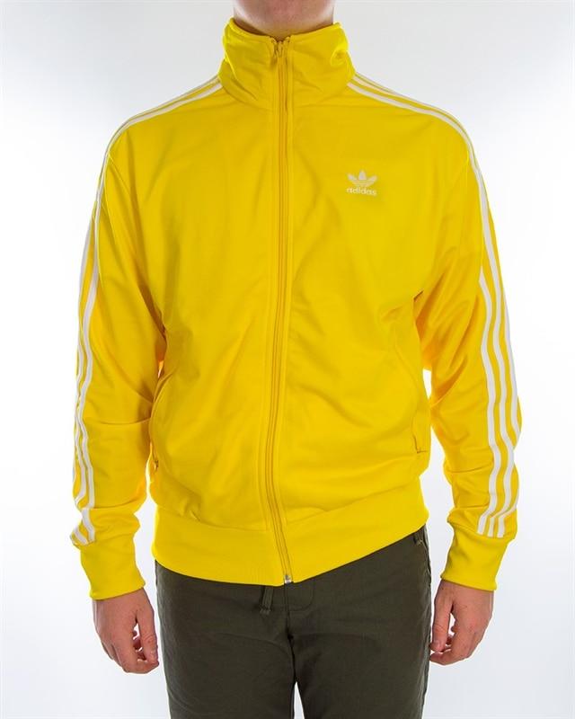 outlet store f5b25 94cd7 adidas Originals Superstar Tracktop | ED6073 | Yellow | Kläder | Footish