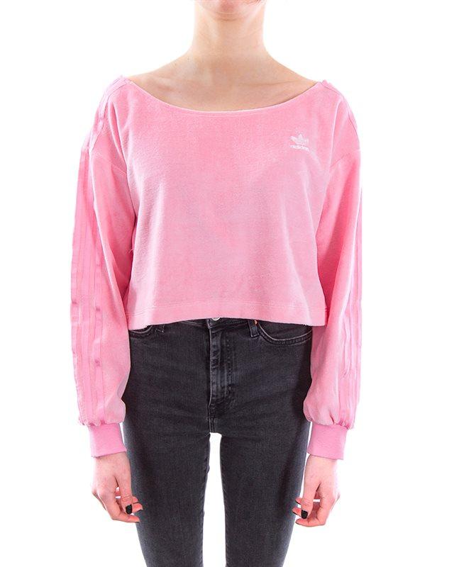 Loza de barro Favor Seguro  adidas Originals Sweater | H18838 | Pink | Clothes | Footish