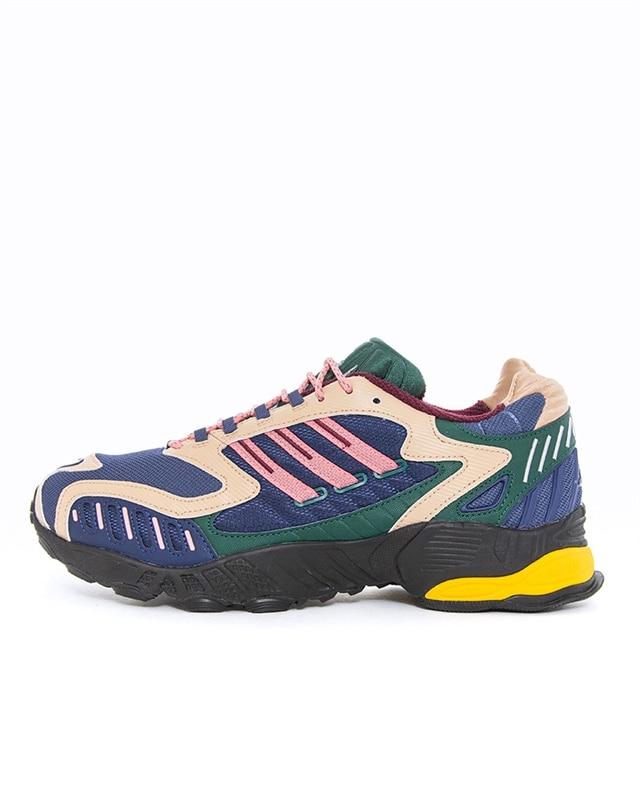 adidas Originals Torsion Trdc | EF4806 | Blue | Sneakers | Skor | Footish