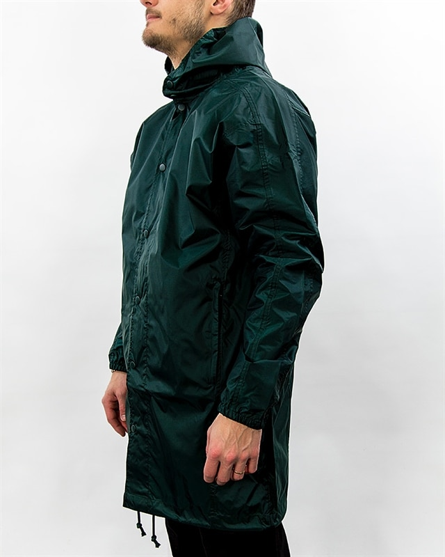adidas Originals Trefoil Coat CW1319 Green Footish: If you're into sneakers