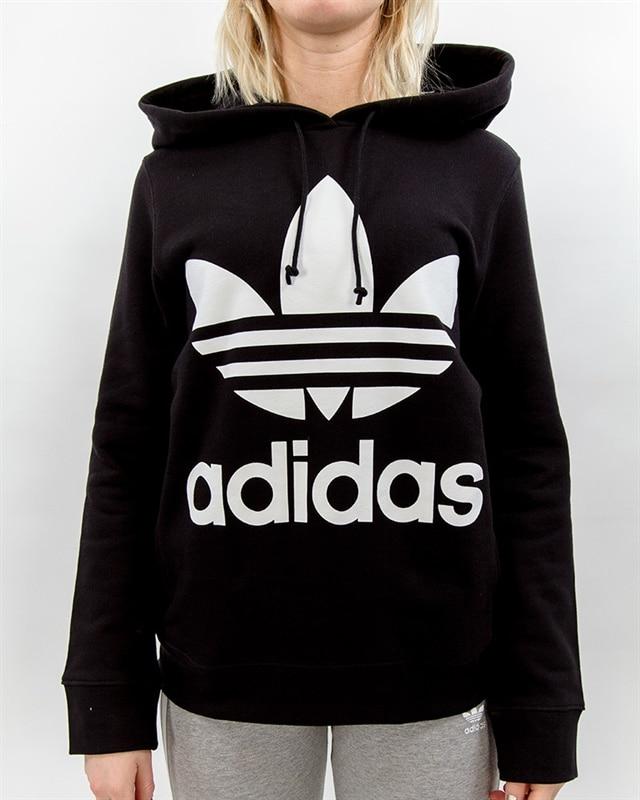 adidas trefoil hoodie dam