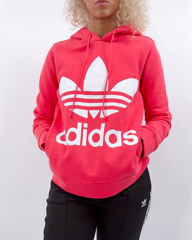Adidas originals trefoil hoodie black metallic gold + FREE
