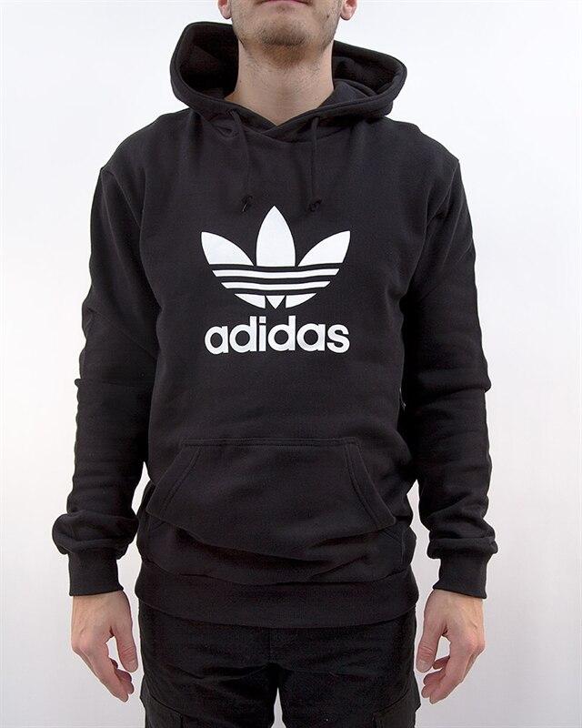 huge discount 7a944 a81ff adidas Originals Trefoil Hoodie