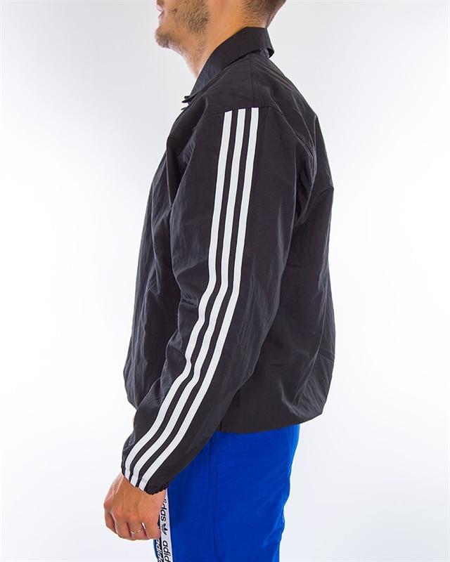 adidas Originals Trefoil Stadium Jacket | ED5516 | Black
