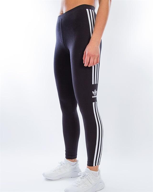 36fa73842475c adidas Originals Trefoil Tight   DV2636   Black   Kläder   Footish