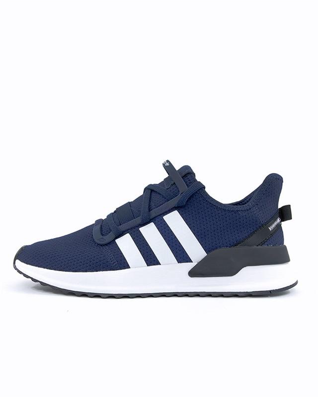 adidas Originals U Path Run | EE7341 | Blue | Sneakers | Skor | Footish
