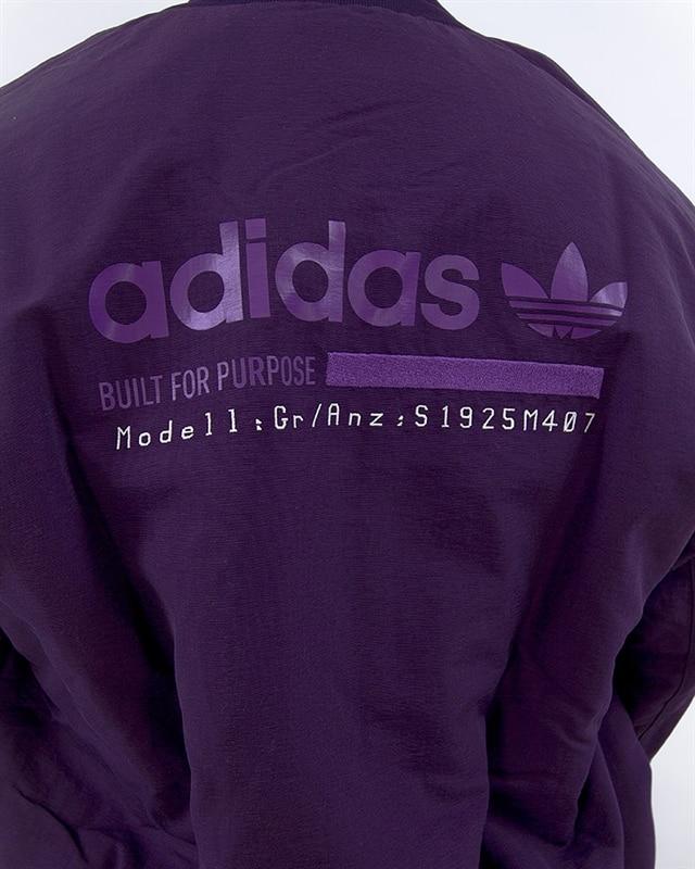 adidas Originals Varsity Jacket Pad | DU7325 | Purple