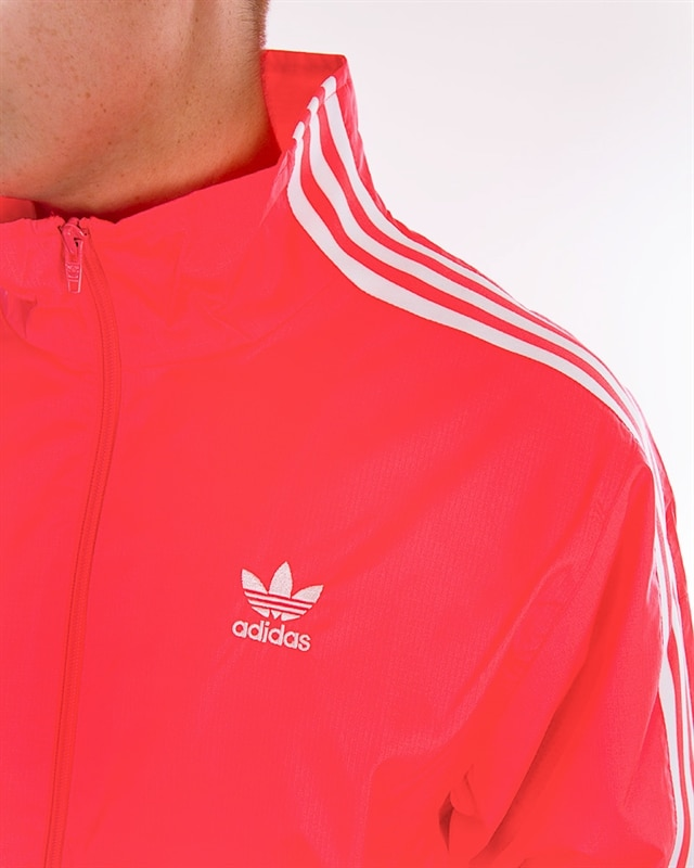 adidas Originals Woven Tracktop   ED6095   Röd   Kläder   Footish