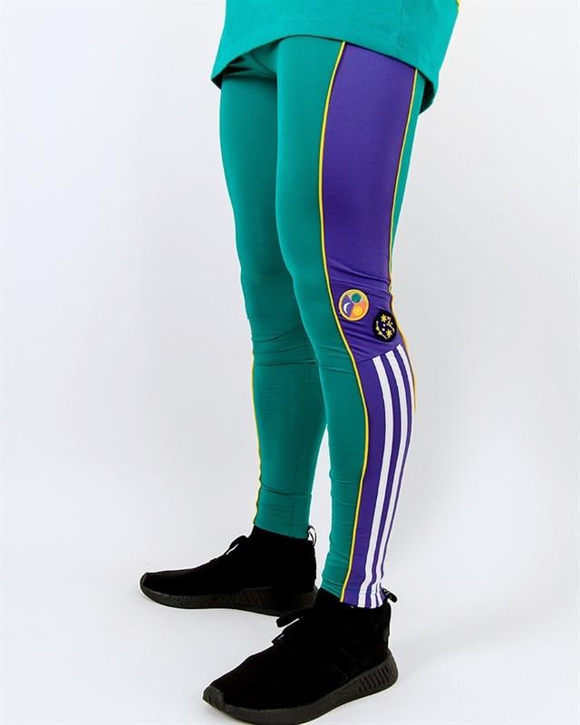 adidas Originals X Pharrell HU H Leggings Green CE9485 Footish: If you´re into sneakers