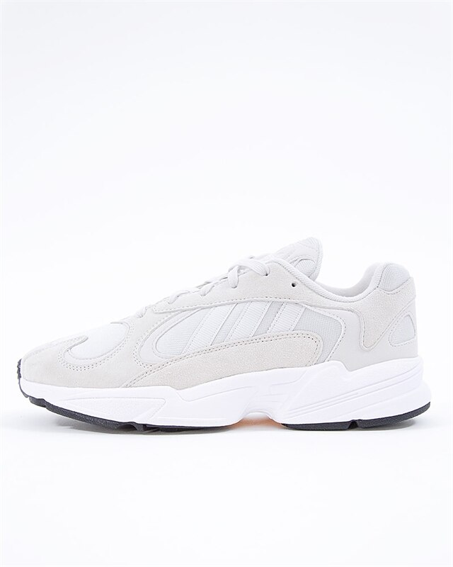 43a0de82fdd adidas Originals Yung-1 | BD7659 | Gray | Sneakers | Skor | Footish