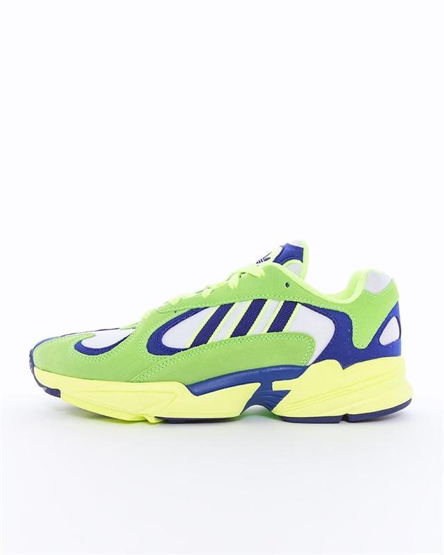 adidas Tubular gymnastikskor  Skor Footish.se    adidas Originals Yung 1   title=         EG2922  Grön  gymnastikskor   Skor