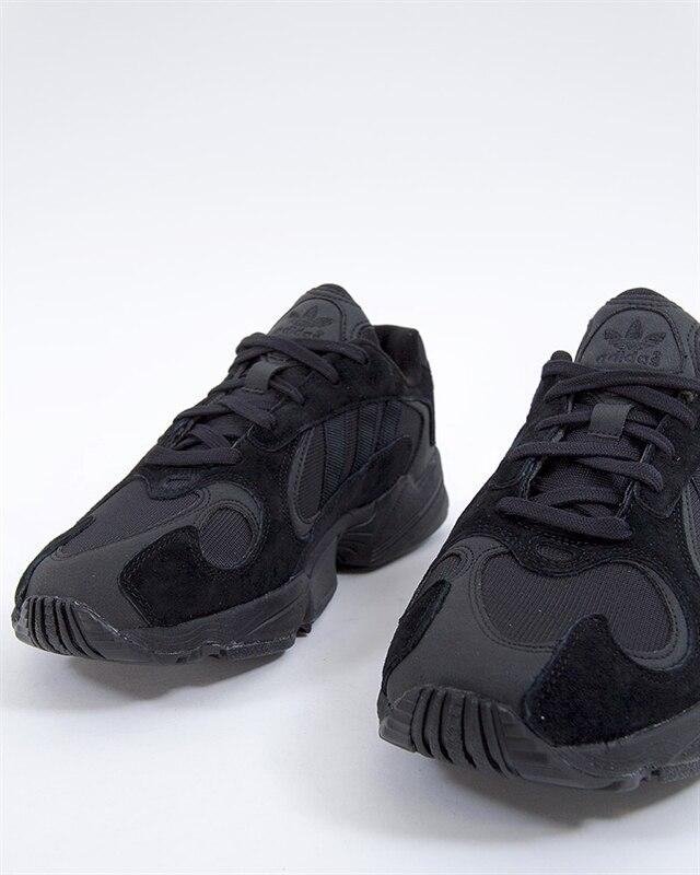 official photos e4942 46515 adidas Originals Yung-1   G27026   Black   Sneakers   Skor   Footish