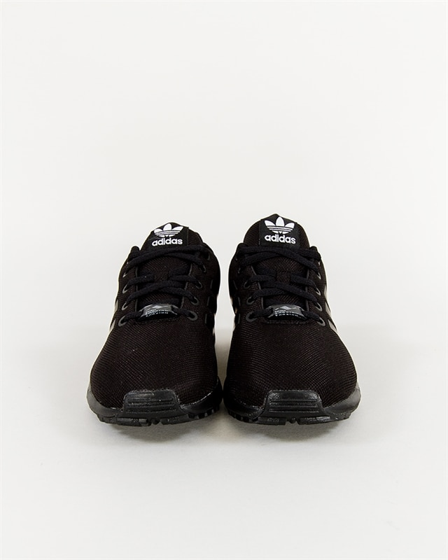 16942d0c31134 adidas Originals ZX Flux J - S82695 - Black - Footish  If you re ...