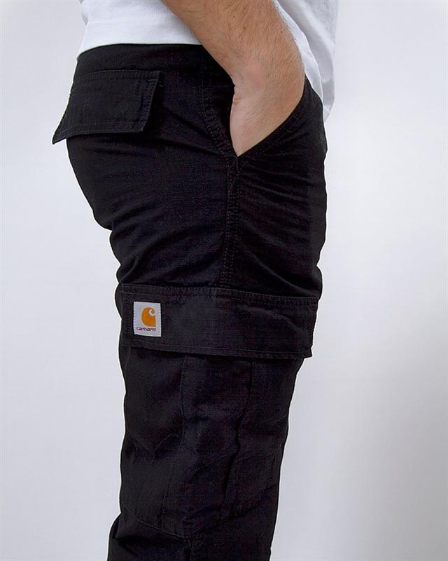 86c868179462 Carhartt Regular Cargo Pant   I015875.89.02   Black   Kläder   Footish