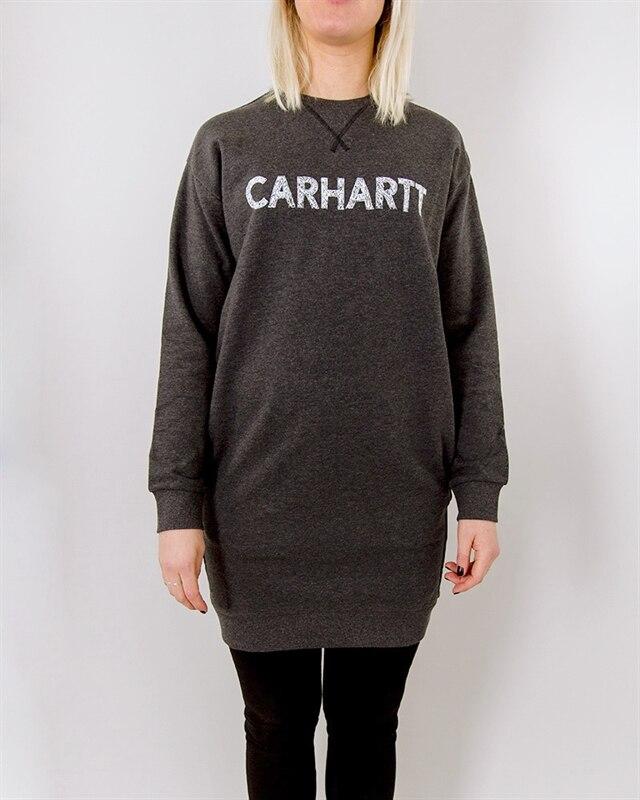 Carhartt WIP Klänning College BlackWhite