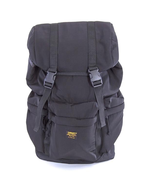 2 Pocket Rucksack, svart