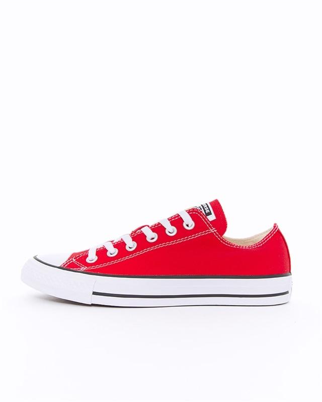 Converse All Star Basic OX | M9696C | Röd | Sneakers | Skor | Footish