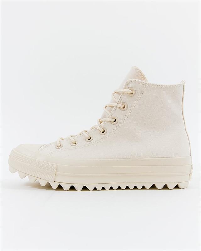Converse All Star Lift Ripple HI | 559857C | White | Sneakers | Skor | Footish