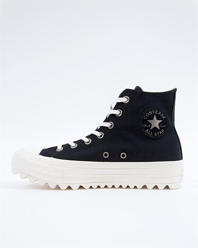 Converse All Star Lift Ripple HI | 561671C | Black | Sneakers | Skor | Footish