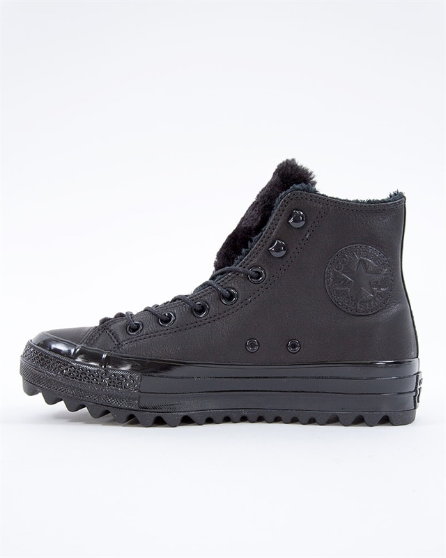 9cd6022656 Converse Chuck Taylor All Star Lift Ripple HI | 562422C | Black ...