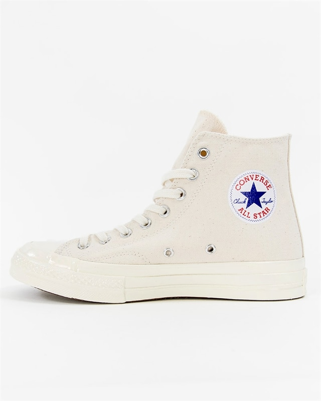 09041579958 Converse Chuck Taylor Allstar 70 HI - White - 151227C - Footish: If ...
