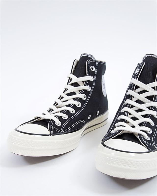 3cae3549fdc Converse Chuck Taylor Allstar 70 HI - 162050C - Black - Footish  If ...
