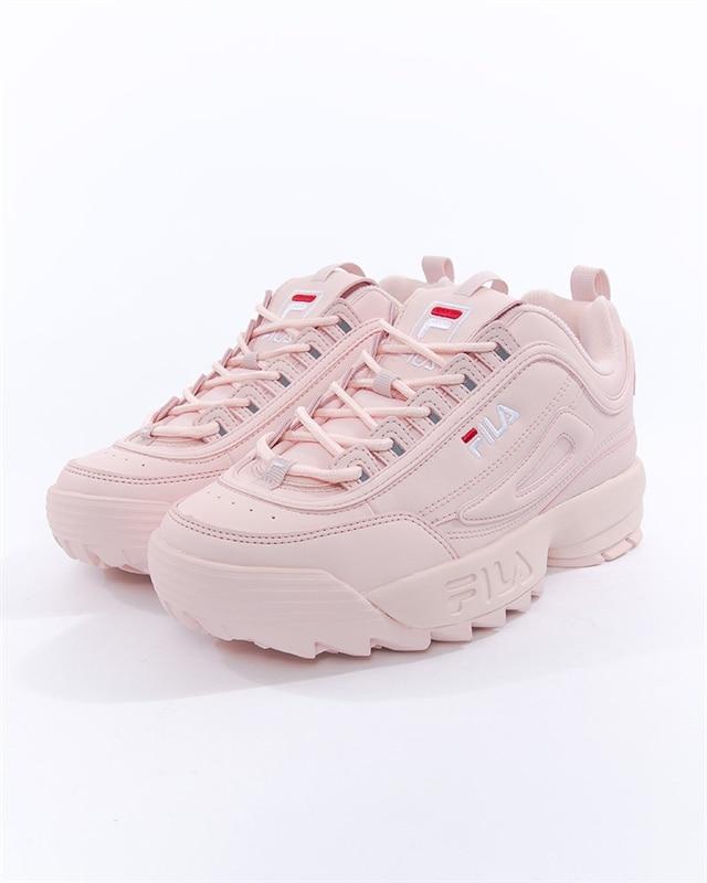 FILA Disruptor Low | 1010302 71A | Pink | Sneakers | Skor | Footish