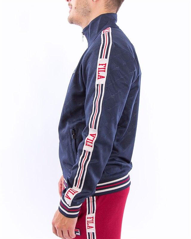 FILA Irodion EM Track Jacket | 687298 170 | Black | Kläder | Footish