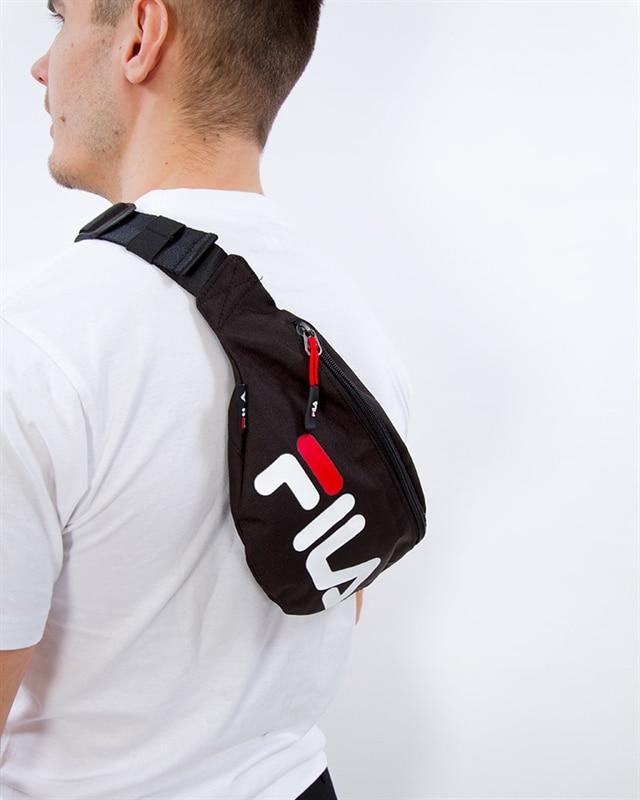 FILA Waist Bag Slim | 685003 002 | Svart | Kläder | Footish