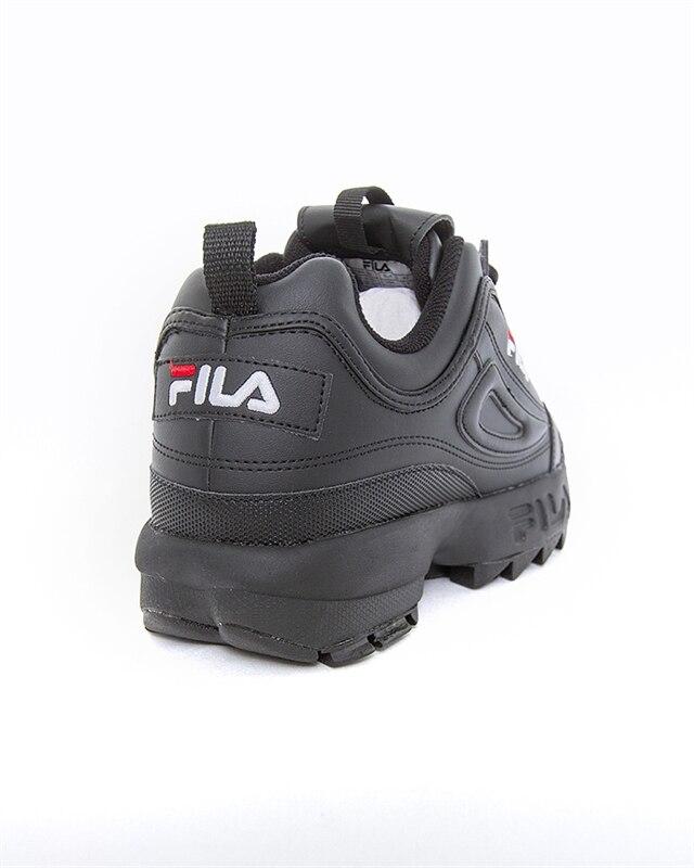 FILA Disruptor Low | 1010302 12V | Svart | Sneakers | Skor | Footish