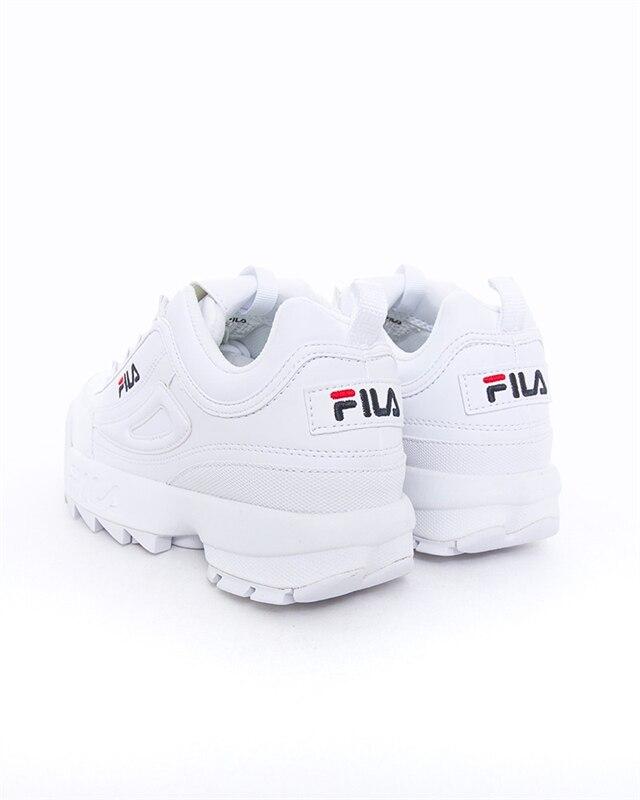 FILA Disruptor Low Wmn | 1010302.1FG | Vit | Sneakers | Skor | Footish