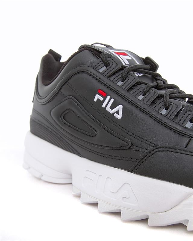 FILA Wmns Disruptor Low | 1010302 25Y | Svart | Sneakers | Skor | Footish