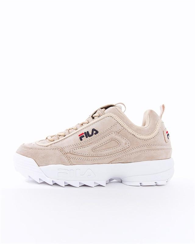 FILA Wmns Disruptor S Low   1010605 90R   Gr?   Sneakers   Skor   Footish