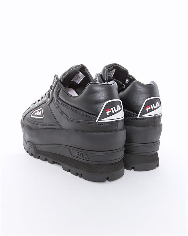 FILA Wmns Trailblazer Wedge | 5HM00524 013 | Svart | Sneakers | Skor | Footish