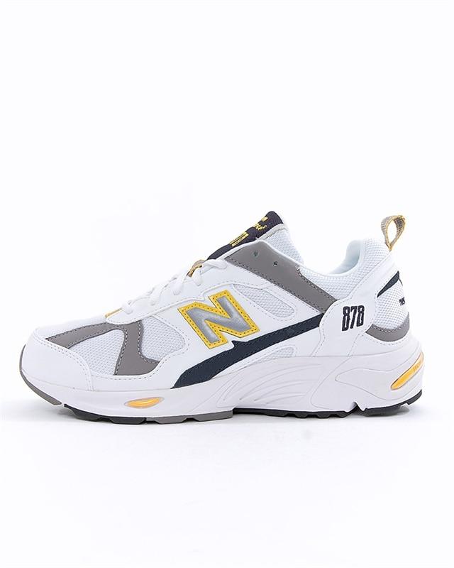 0894de59e7d New Balance Cm878   CM878TCA   White   Sneakers   Skor   Footish