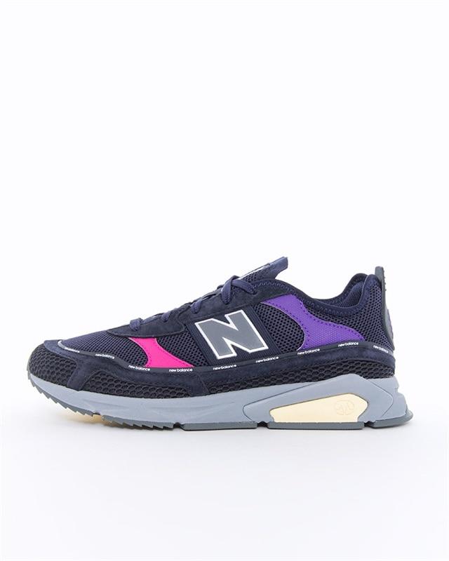 d2f37310d10f2 New Balance X-Racer | MSXRCTLD | Blue | Sneakers | Skor | Footish