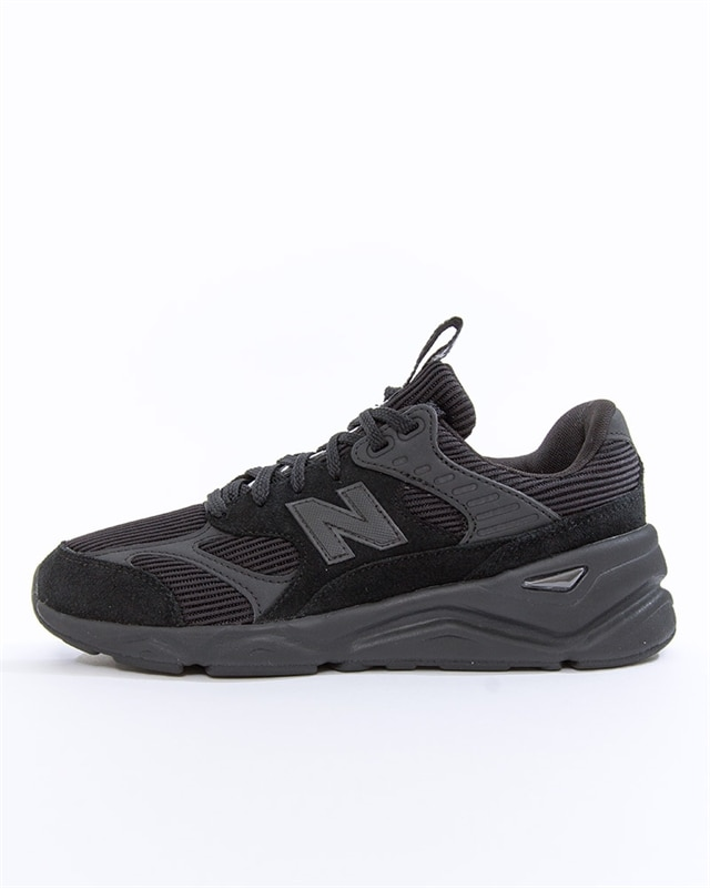 e96cdb044fcdb New Balance X-90 | MSX90TBB | Black | Sneakers | Skor | Footish