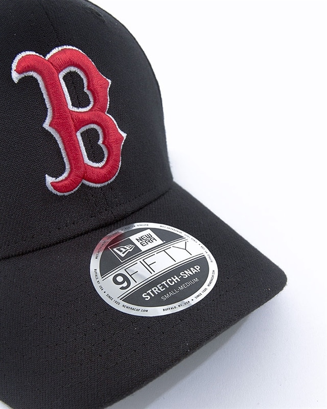 new product a974b 758bd New Era Boston Red Sox Stretch 9fifty Snapback   11871285   Black ...