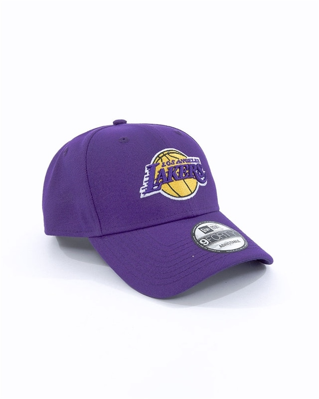 New Era Los Angeles Lakers The League 9forty Adjustable (11405605) fc9fe1159431