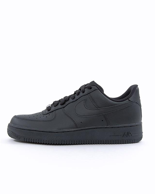 72bcb545 Nike Air Force 1 07 | 315122-001 | Black | Sneakers | Skor | Footish